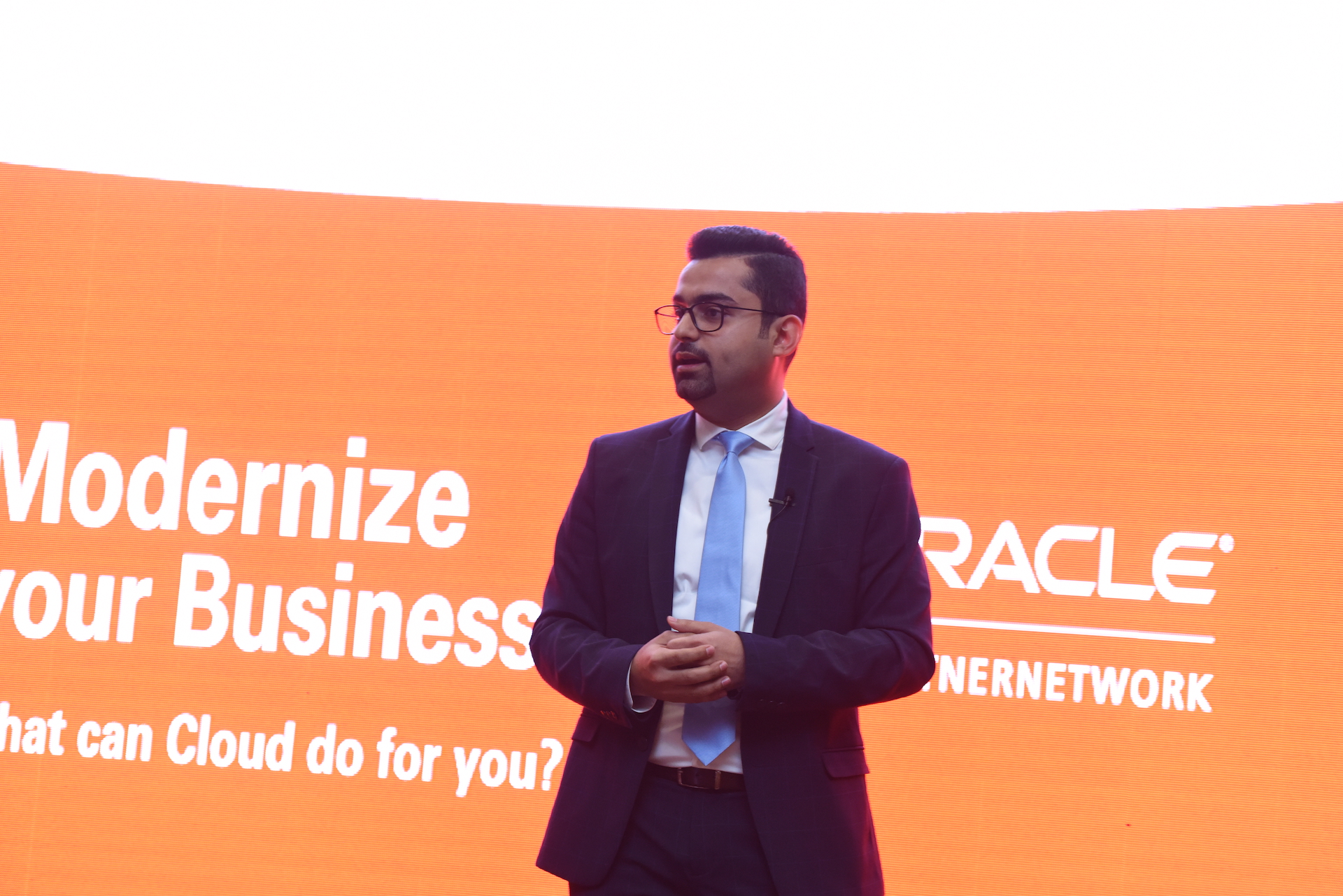 oracle-event